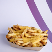 Cheez Fries with Fries