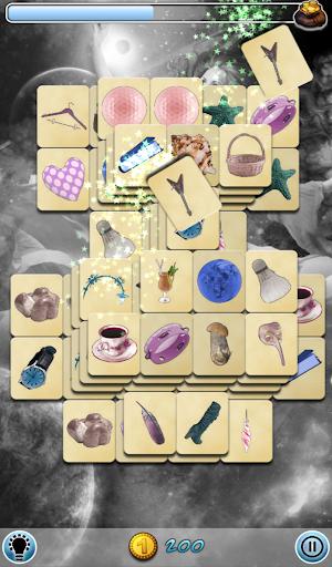 Hidden Mahjong: Nymphs