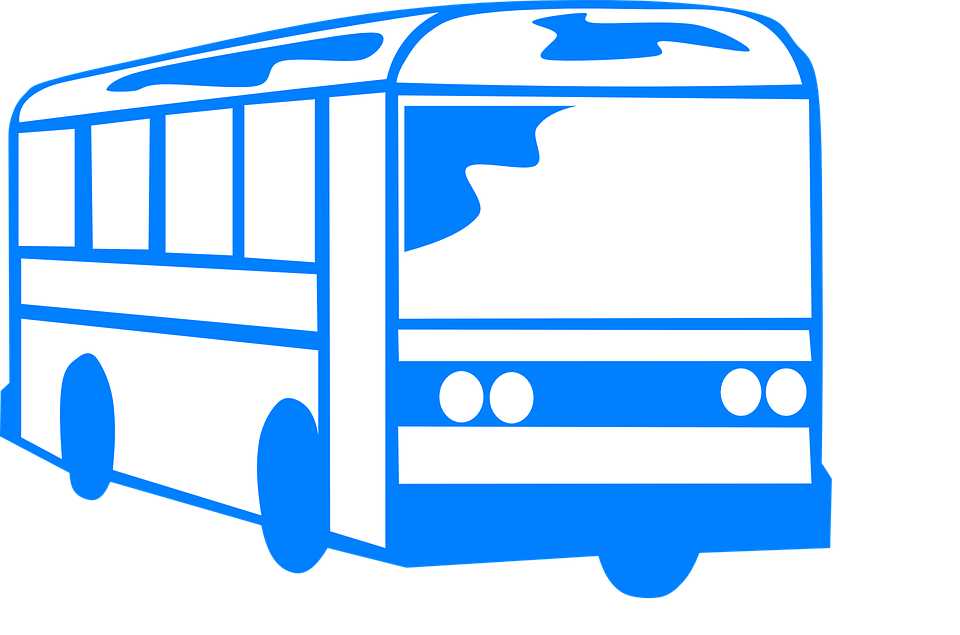 Free vector graphic: Bus, Shuttle, School, Omnibus - Free Image on ...