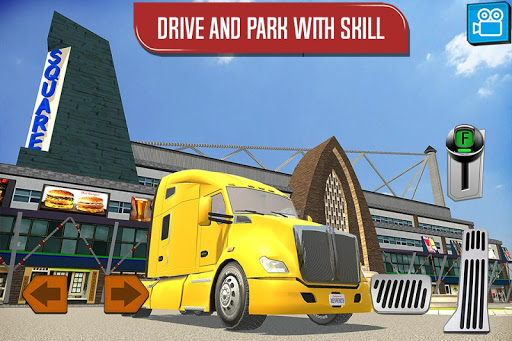 Delivery Truck Driver Simulator  screenshots 3