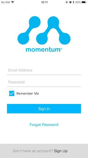 Momentum Smart Thermostat screenshot 1