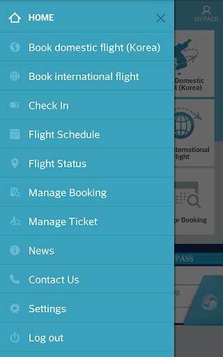 Korean Air screenshot 2