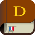 French dictionary TLFi icon
