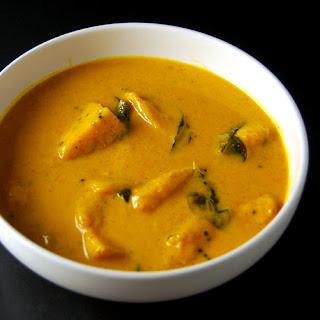 Mango Curry (Ambyache Sasam).