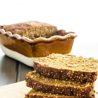 Hearty Quinoa Bread