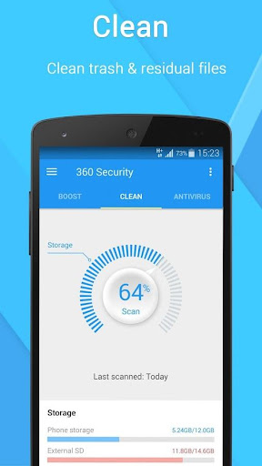 Booster Phone Android System