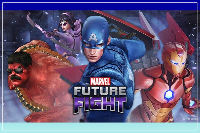[MARVEL Future Fight] อัพเดต เพิ่มชุดยูนิฟอร์มและตัวละครใหม่!