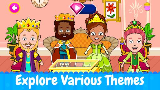 Tizi Town: My Princess Dollhouse Home Design Games 1.1 screenshots 3