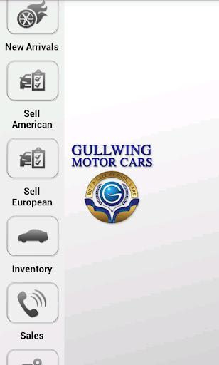 Gullwing Motor Cars