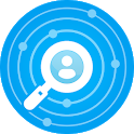 Find Me – Find & Chat with friends nearby icon