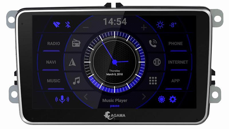 Car Launcher AGAMA Screenshot 5