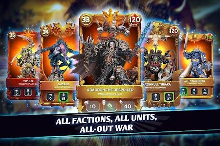 Warhammer Combat Cards - 40K Edition Card Battle 27.1