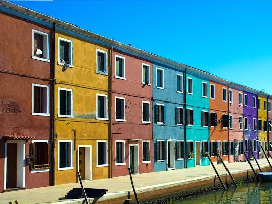 case di Burano  di mauro16