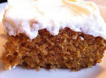 Canned Carrot Cake