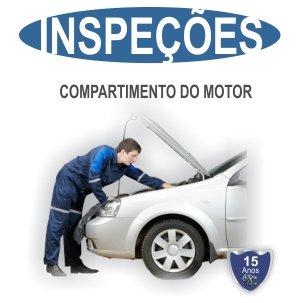 Retífica de motores Rw Motores inspeções do compartimento do motor