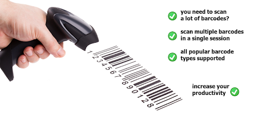 Multi Barcode Scanner - Apps on Google Play