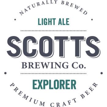 Logo of EXPLORER Light Ale
