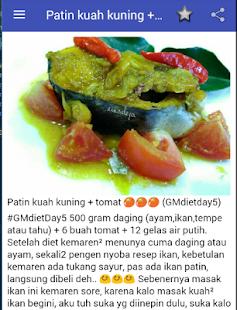 Resep Buka Puasa Diet Baru - náhled
