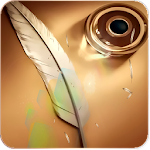 Note feather wallpaper Icon