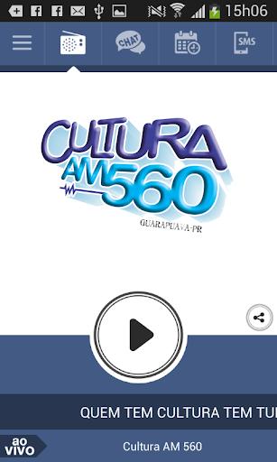 Cultura AM 560 Guarapuava