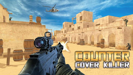 Counter Cover Killer screenshot 1