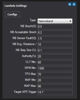 ME221 Software Tuning Manual