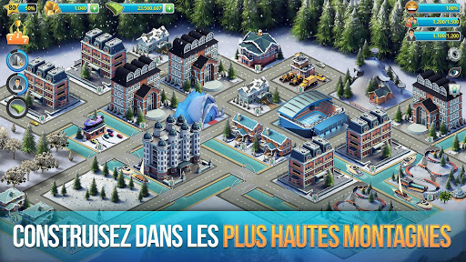 Code Triche City Island 3: Building Sim Offline APK MOD screenshots 5