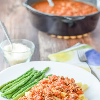Fabulously Meaty Ragu Bolognese Gravy