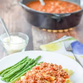 Fabulously Meaty Ragu Bolognese Gravy.