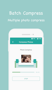 Photo Compress & Resize Screenshot