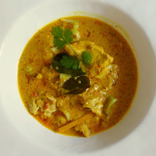 Malaysian Chicken Yellow Curry