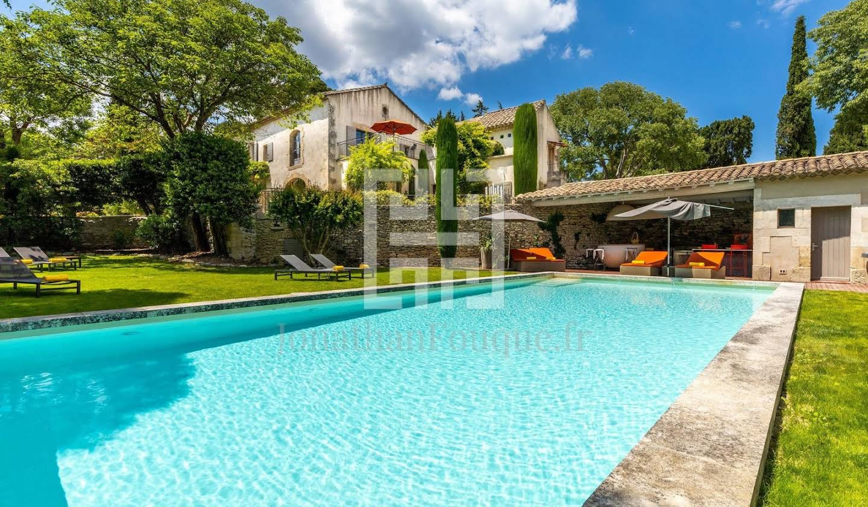 Propriété avec jardin Saint-Rémy-de-Provence