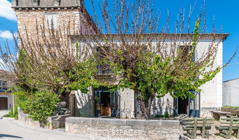 Maison avec terrasse Saint-Martin-de-Londres