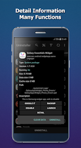 Root Uninstaller 1.0.6 MOD Apk Download 2