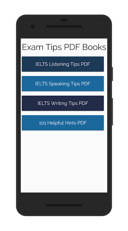 IELTS Exam Tips - Free PDF Materials – (Android Aplikace) — AppAgg
