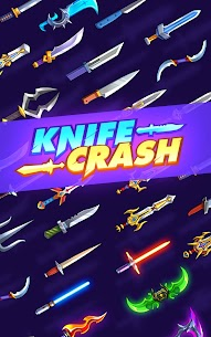 Knives Crash App Download For Android and iPhone 6