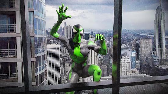 Rope Frog Ninja Hero - Strange Gangster Vegas Mod