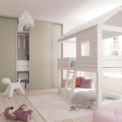 Vente maison 4 pièces 92,32 m2