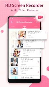 HD Screen Recorder: Audio Video Recorder App Download For Android 2