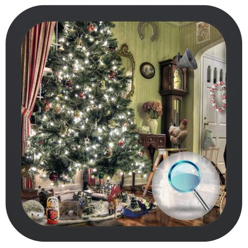 隐藏物:圣诞 休閒 LOGO-玩APPs