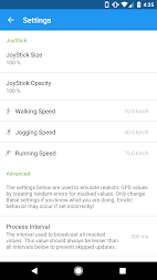GPS JoyStick Fake GPS Location APK screenshot thumbnail 7