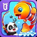 Baby Panda: Fishing icon