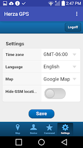 Herza GPS 1.2 [Mod + APK] Android 3