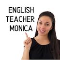 English Teacher Monica icon
