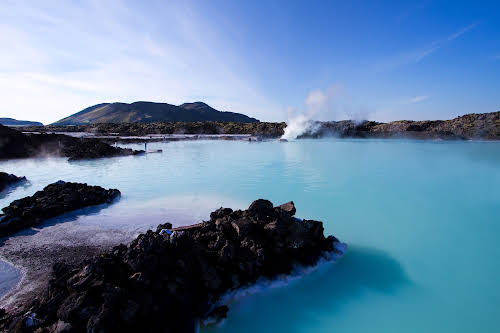 Iceland Winter Activities // Blue Lagoon - Photo by Frank Denney
