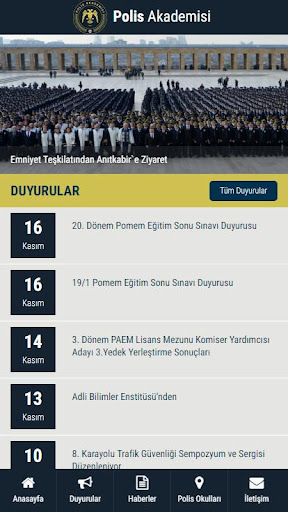 Police Academy screenshot 1