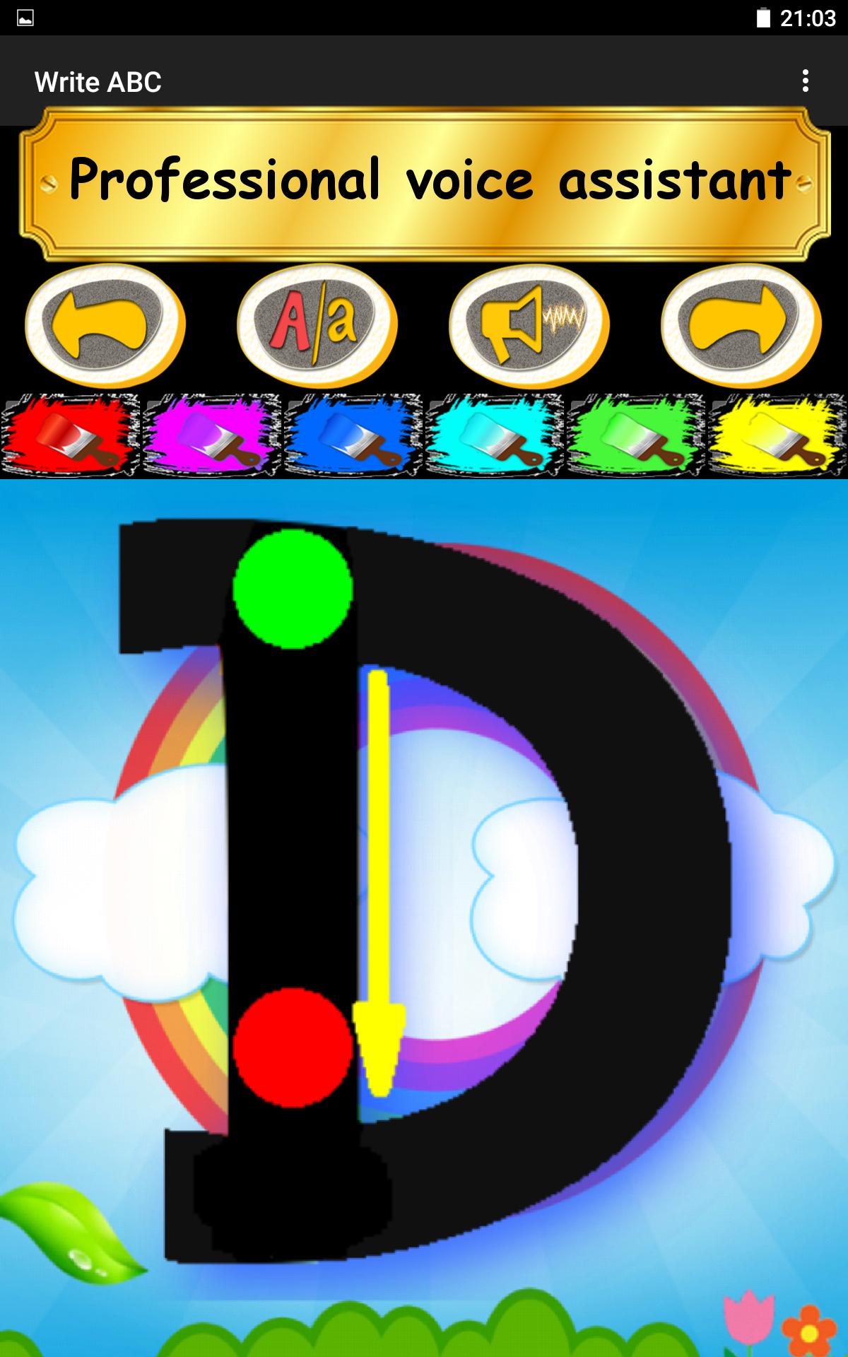 Write ABC - Learn Alphabets screenshot #19
