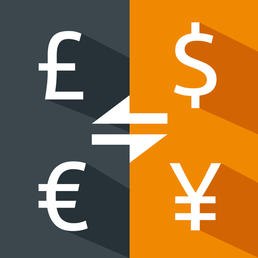Currency converter - convert money, exchange rates Icon