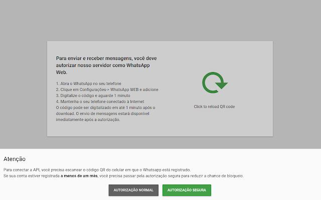 Autenticador seguro - WhatsLovers
