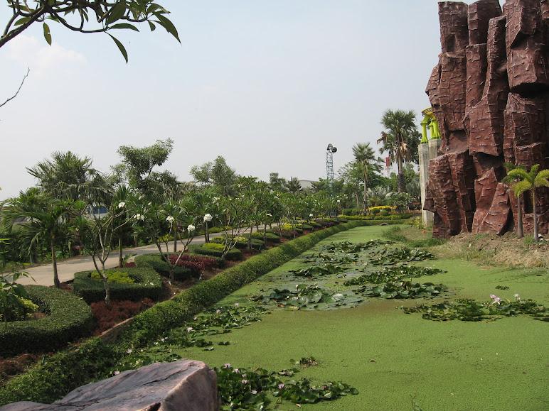 бангкок парк аттракционов